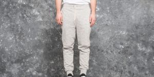 Publish Terry Knit Jogger Heather Grey S