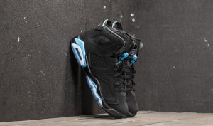 Air Jordan 6 Retro BG Black/ University Blue EUR 38