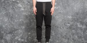 Publish Terry Knit Jogger Black S