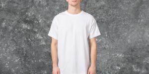 TEAM COZY Cozy Corner Tee White S