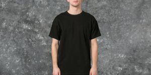 TEAM COZY Cozy Corner Tee Black S