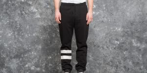 Cheap Monday Move Paint Stripe Trousers Black S