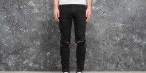 Cheap Monday Tight Jeans Cut Haze W26/L30