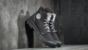 Palladium W Pampa Hi 70th Anniversary Black EUR 37