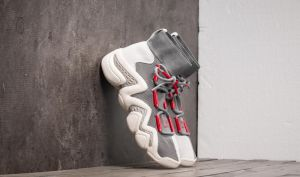adidas Consortium Workshop A//D Crazy 8 Grey Four/ Power Red/ Sesame EUR 39 1/3