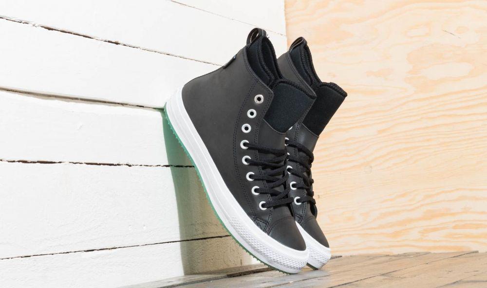 ab4517868c75c Converse Chuck Taylor All Star Waterproof Boot Hi Black/ Light Aqua/ White  EUR 36 značky Converse - Lovely.sk