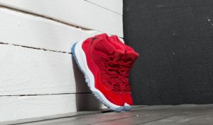 Jordan 11 Retro BP Gym Red/ Black-White US 1