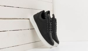 Filling Pieces Low Top Ripple Basic Nappa Black EUR 36
