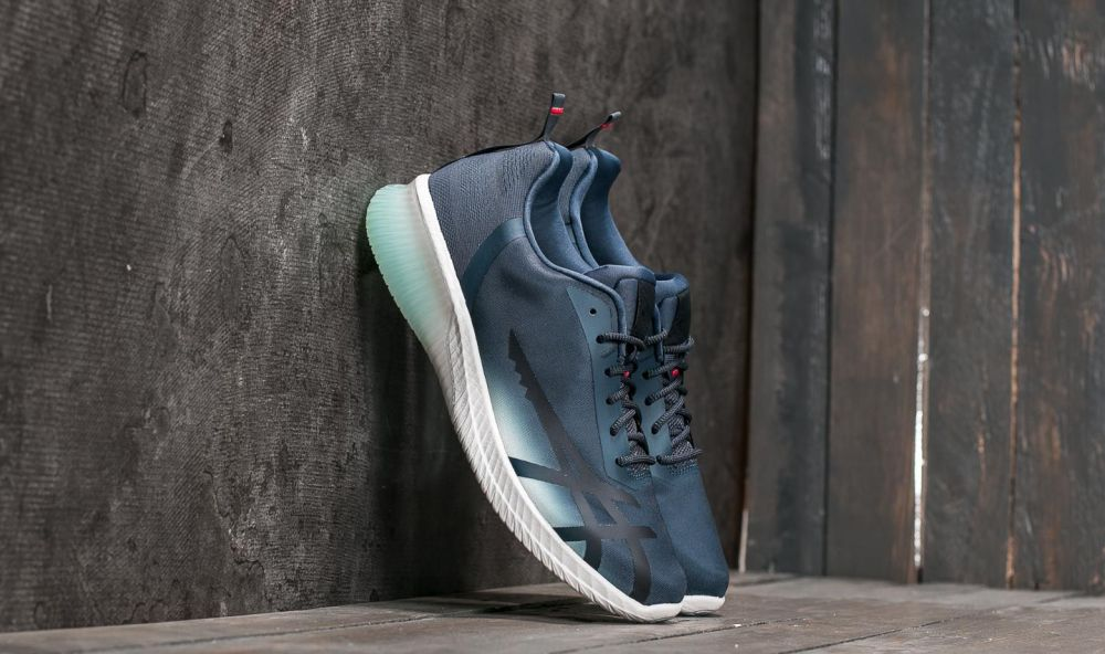 Asics x Mita Gel-Kenun Shinkai Midnight Navy/ Icicle/ Soothing Sea EUR 40.5