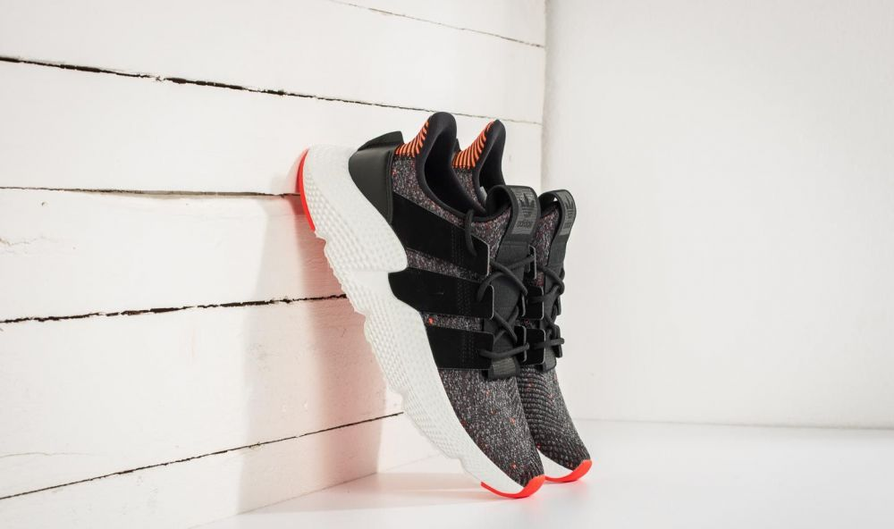 adidas Prophere Core Black/ Core Black/ Solid Red EUR 48 2/3