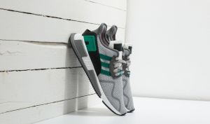 adidas EQT Cushion ADV Grey Two/ Sub Green/ Ftw White EUR 43 1/3