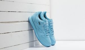 Reebok x Raised by Wolves Classic Leather Ripple Gore-Tex Cape Blue/ White-Ice EUR 35