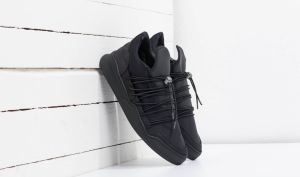 Filling Pieces Low Top Ghost Lee All Black EUR 40