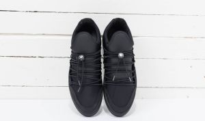Filling Pieces Low Top Ghost Lee All Black EUR 40 galéria