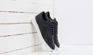Filling Pieces Low Mondo Ripple Nappa Perforated Black EUR 36