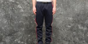 Undefeated 5 Strike Sweatpant Navy S