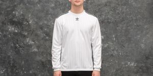adidas Longsleeve Jersey White S