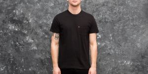 Levi's® Sunset Pocket Tee Jet Black M
