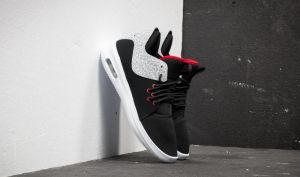 Air Jordan First Class Black/ Gym Red-White EUR 40