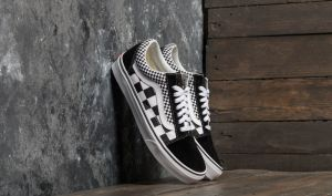 Vans Old Skool (Mix Checker) Black/ True White EUR 43