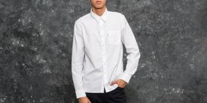 Levi's® Sunset One Pocket Shirt White S