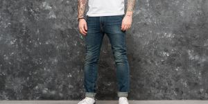 Levi's® 510™ Skinny Fit Jeans Madison Square W33/L32