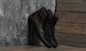 Vans Sk8-Hi Reissue UC (Made for the Makers) Black/ Black EUR 36