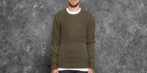 Vans Richmond Sweater Grape Leaf Heather S