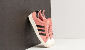 adidas Superstar 80s W Ash Pink/ Core Black/ Cream White EUR 36