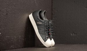 adidas Superstar 80s Core Black/ Green/ Red EUR 40 2/3