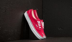 Vans Authentic Crimson/ True White EUR 43
