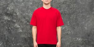 Y-3 Classic Shortsleeve LB Tee Chilli Pepper S