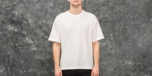 Y-3 Classic Shortsleeve LB Tee Core White M