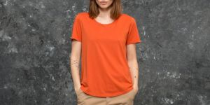 HOPE One Tee Orange 36
