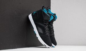 Jordan Flight Legend Black/ Blue Lacquer-White EUR 45