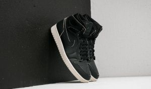 Air Jordan 1 Retro High Premium Black/ Black/ Desert Sand EUR 40