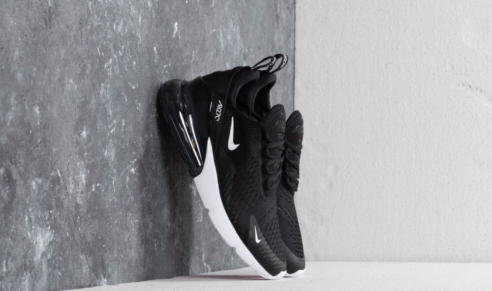 b99f0b3f41 Nike Air Max 270 Black  Anthracite-White EUR 42 značky Nike - Lovely.sk