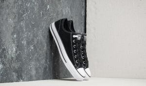 Converse Chuck Taylor All Star Pro Ox Black/ Black/ White EUR 41