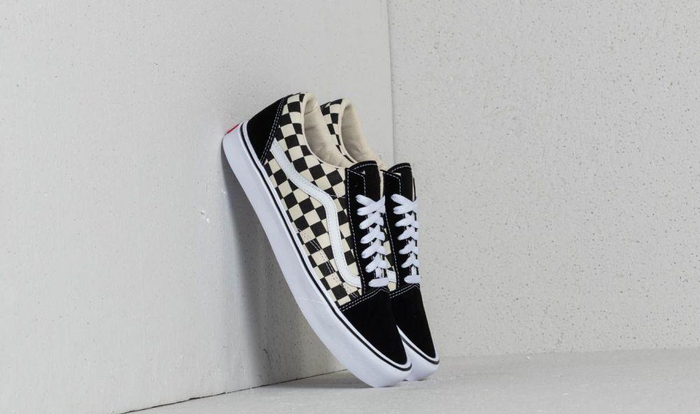 Vans Old Skool Lite (Checkerboard) Black  White EUR 36 značky Vans -  Lovely.sk e66f0413c38