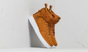Nike SF Air Force 1 Mid Desert Ochre/ Sequoia-White EUR 41