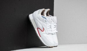 Reebok Classic Leather Urge White/ Cool Grey/ Red/ Blue EUR 37.5