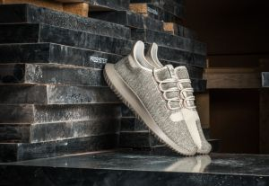 adidas Tubular Shadow Knit Clear Brown/ Light Brown/ Core Black EUR 43 1/3