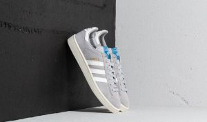 adidas Campus Grey Two/ Cloud White/ Chalk White EUR 42