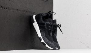 adidas NMD_Racer Primeknit Core Black/ Grey Five/ Ftw White EUR 40 2/3