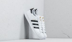 adidas Superstar Ftw White/ Core Black/ Gold Metallic EUR 41 1/3