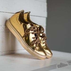 Marco Laganà Sneaker Low Gold/ Gold US 11
