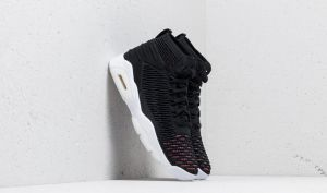 Jordan Flyknit Elevation 23 Black/ Black-University Red EUR 40