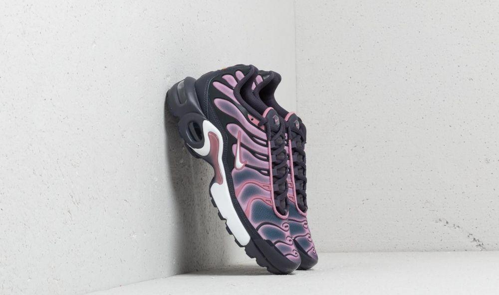 Nike Air Max Plus GS Gridiron  White-Elemental Pink EUR 38.5 značky Nike -  Lovely.sk 0b628cdb179