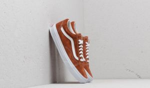 Vans Old Skool (Pig Suede) Leather Brown EUR 37