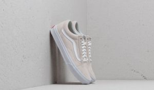 Vans Old Skool (Pig Suede) Moonbeam/ True White EUR 34.5